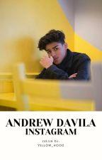 Andrew Davila || Instagram by yellow_hood