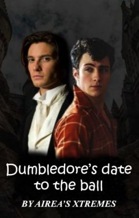 Dumbledore's date to the ball by Airea_s_Xtremes