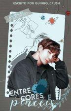 Entre cores e pincéis - Jeon Jungkook, de sour_crush