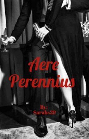 Aere Perennius (Lombardi family book#2 / Knight family book#3) by sarahs29