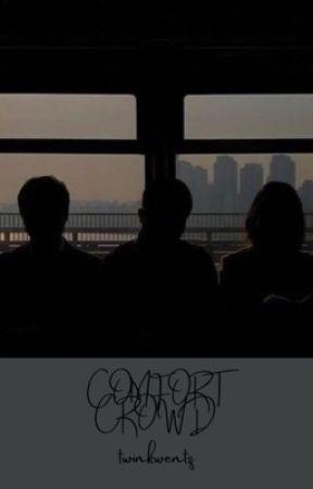 COMFORT CROWD   MULTISHIP by twinkwentz