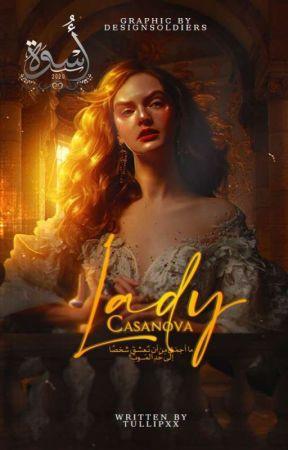 Lady Casanova. by Tullipxx