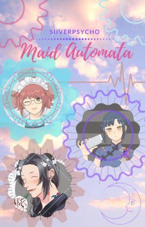 Maid Automata [MeyRinxMahoromatic} by SilverSaiho