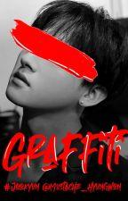 GRAFFITI | Jookyun ✓ by Mustache_Hyungwon