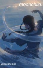 moonchild ☽ legend of korra by YellowHoodies