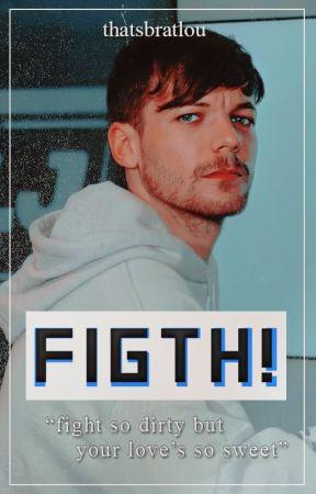 fight! • l.s by thatsbratlou