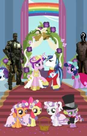 MLP: FIM x HALO - A Canterlot Wedding by Capt_Contractor