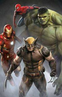 Monster (Marvel Male Reader) cover