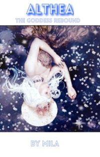 Althea - The Goddess Rebound cover