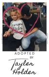 adopted by tayler holder cover