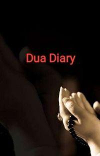 Dua diary cover