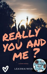 Really you and me? cover
