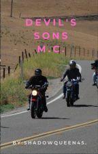Devil's Sons M.C. (Manxman) by ShadowQueen45