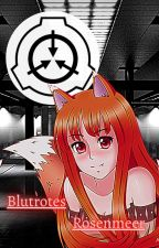 "Blutrotes Rosenmeer (SCP-953 x ""Nine Tailed Fox"" OP MTF Squad Leader (Reader)) by BB-Hime"