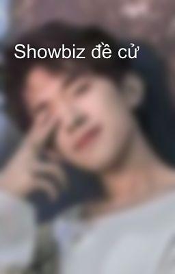 Showbiz đề cử