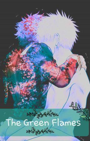 The Green Flames | Katsudeku | by NamieNunally
