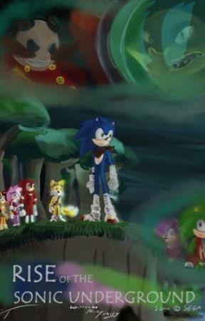 Sonic Boom y Sonic Underground by EricRolando8