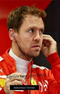 Reviewing priorities - Sebastian Vettel cover