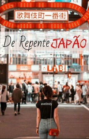 De Repente Japão  by avelyndi