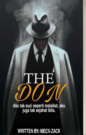 THE DON (E-BOOK) by mecx-zack