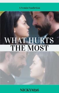 What Hurts the Most cover
