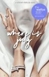 Where is July? (Wattys2020 Winner) cover