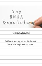 Gay BNHA One Shots Request book by Yandere_Kacchan_Bomb