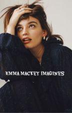 Emma Mackey Imagines (gxg) by gayforddlovato