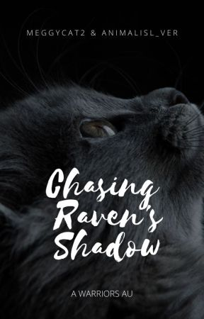 Chasing Raven's Shadow by meggycat2