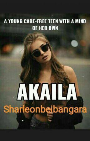Akaila by Sharleonbeibangara