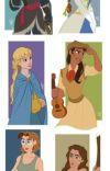 Genderbent Disney Oneshots cover