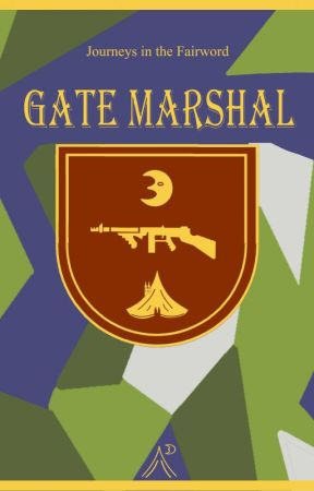 Gate Marshal:  A Tale of Magic, Machines, and Inter-Dimensional Adventure by Fairworld_Fantasy