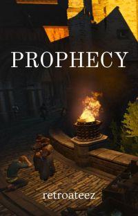 Prophecy (medieval!ateez au) cover