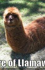 Llama games by ThreeLllamas