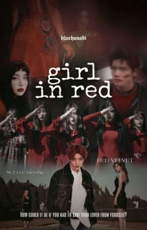 GIRL IN RED ㅡ레드벨벳 by bluehanabi