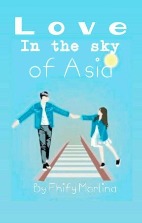 Love in the sky of Asia by Aifhyma