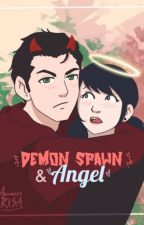 The Demon Spawn and his Angel by TheDemigodWarrior101