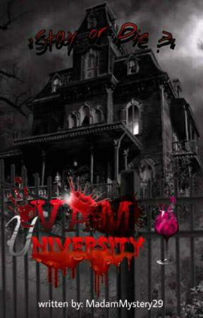 Vam University by MadamMystery29