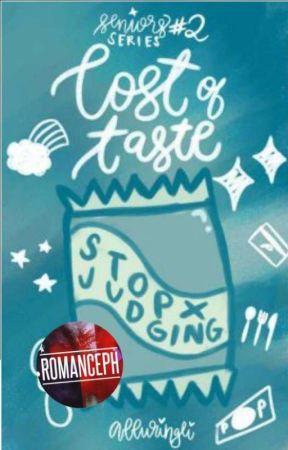 Cost of Taste   ✓ by alluringli