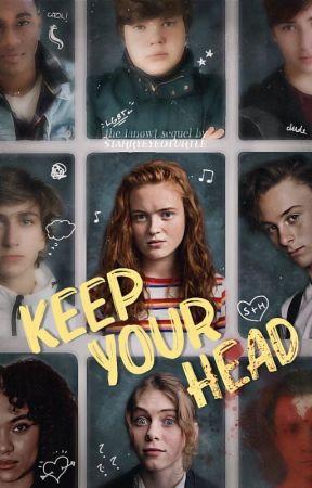 Keep Your Head ↠ IANOWT ²  by starryeyedturtle