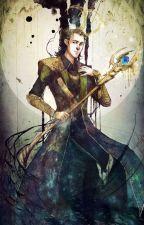 Stars in the sky    Loki x Reader  by LokiTheCinnamonRoll