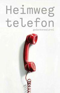 Heimwegtelefon cover