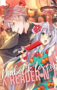 𝗡°𝟭 Diabolik Lovers X Reader  | [ FRENCH ] cover