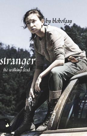 Stranger [The Walking Dead] by blobofgay