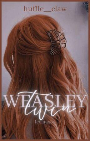 Weasley Twin✔ by Huffle__claw