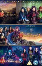 Disney Descendants Trilogy x Princess Y/n by AshleyGryffindor