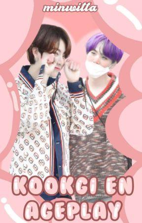 Kookgι ᥱᥒ Agᥱρᥣᥲყ ¡! by minwitta
