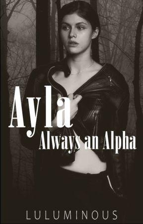 Ayla: Always an Alpha by luluminous