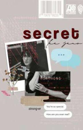 secret ㅡ jeno by strong-er