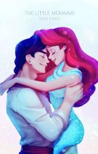 The little Mermaid and her prince by Celebgirl224